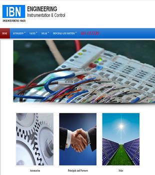 موقع شركة IBN